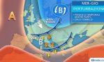 Ultime ore di caldo anomalo poi le piogge porteranno fresco e vento forte PREVISIONI METEO