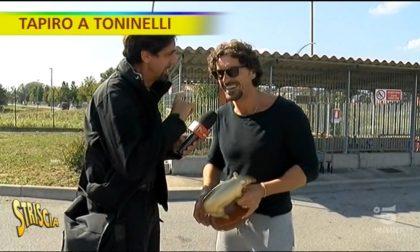 """Tapiro d'oro all'ex Ministro Toninelli, Staffelli: """"L'hanno asfaltata subito come è cambiato il Governo"""""""