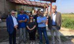 Rolfi e Gobbato a Sergnano in visita alle aziende agricole
