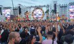Il Jova beach party ha fatto decollare Linate VIDEO