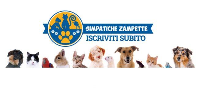 """Torna Simpatiche Zampette 2019:  iscrivi, vota il tuo amico """"peloso"""" e vinci"""
