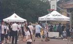 Lo sport scende in piazza a Romano FOTO