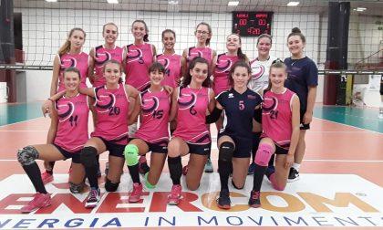 Volley Martinengo, le ragazze dell'Under 16 seconde a Crema