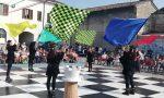 Il maestoso corteo medioevale e la partita di scacchi viventi FOTO