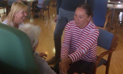Alzheimer, a Treviglio arriva la Touch Therapy