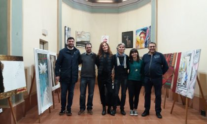 Artisti in mostra con la Pro Loco per diffondere l'arte in paese