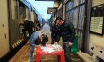 Basta Trenord, raccolta firme in stazione a Capralba