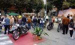 Alla sagra di Vailate una mostra espositiva di motociclette FOTO