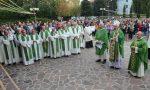 Cristo Risorto accoglie don Vittore FOTO