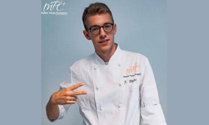 """Federico Pavesi a 22 anni è in tv con """"Master Pizza Champion"""""""