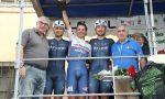 Ciclismo,  a Marcaria sul podio c'è anche Stefano Moro