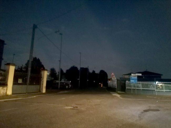 Strade al buio a Fornovo, è stato un furto di cavi in rame