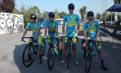 Juniores, Ciclista Trevigliese sul podio ai campionati italiani giovanili FOTO