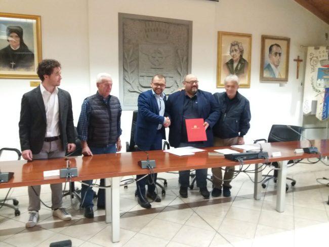 Agri Hub Spirano, firmato l'accordo di programma con Regione Lombardia FOTO