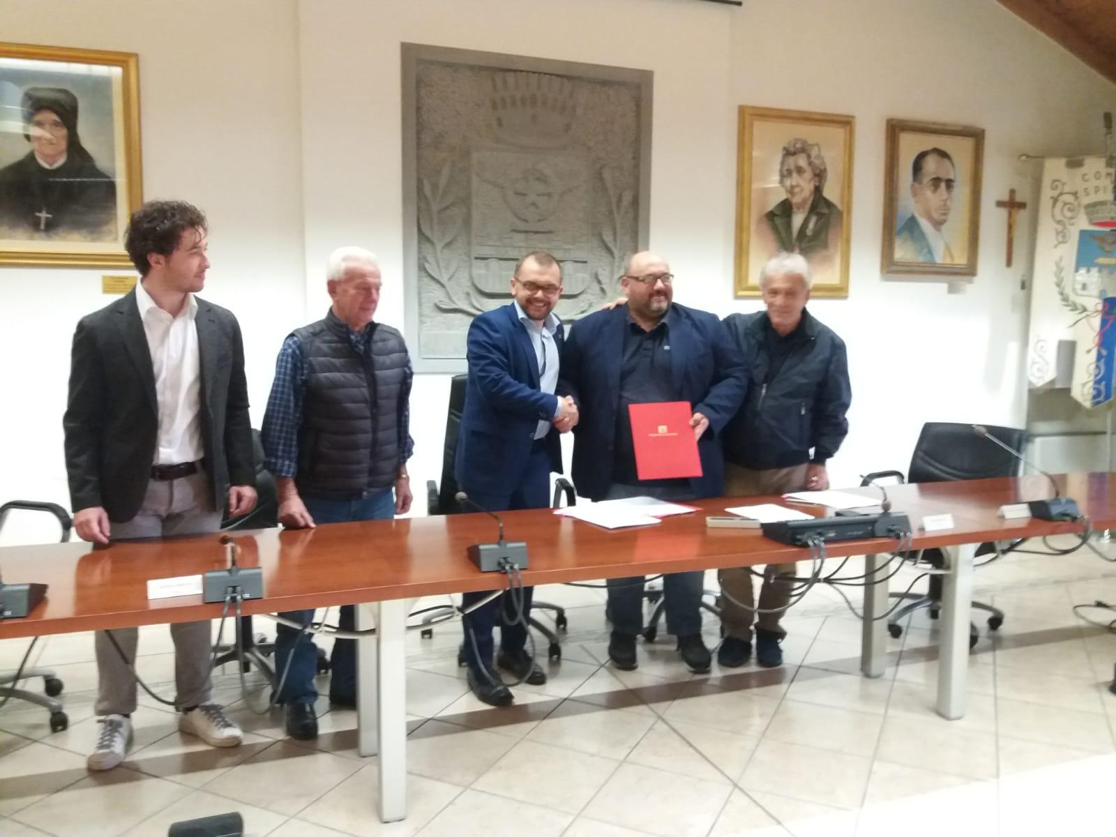 Agri Hub Spirano, firmato l'accordo di programma con Regione Lombardia FOTO - Giornale di Treviglio - Giornale di Treviglio