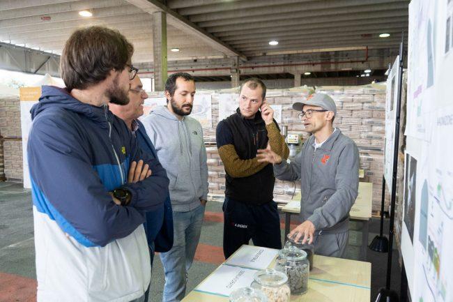 Open day a Tavernola per  scoprire come nasce il cemento VIDEO
