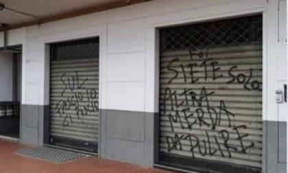 Vandalizzata la sede di Fratelli d'Italia Treviglio