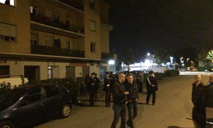 Nuova sede Fratelli d'Italia Treviglio, dopo gli insulti tensioni e  contro-manifestazione FOTO
