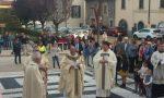 Ghisalba accoglie il suo nuovo parroco don Francesco Mangili FOTO