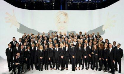 Cento Iene sul palco per ricordare Nadia Toffa VIDEO