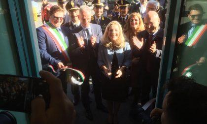 Commissariato di Polizia, inaugurati i nuovi uffici amministrativi FOTO