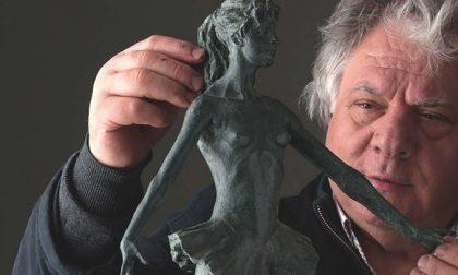 """Michele Zappino in mostra al castello di Cavernago con """"L'estro e la grazia"""""""