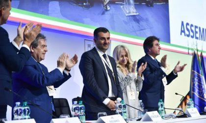 Antonio Decaro, sindaco di Bari, è stato rieletto per acclamazione presidente dell'Anci