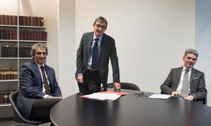 """Lo studio legale """"Ciocca Comotti Bosco"""" vince a """"Le Fonti Awards"""""""