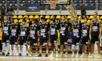 Bcc Blu Basket Treviglio viaggia verso Latina