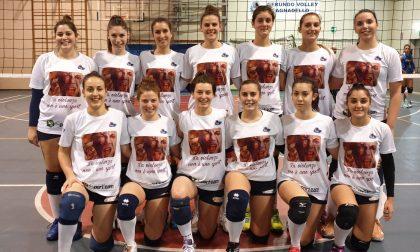 Gerundo volley in campo contro la violenza sulle donne