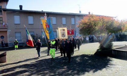 Il 4 Novembre di Arzago, dedicato a Liliana Segre FOTO