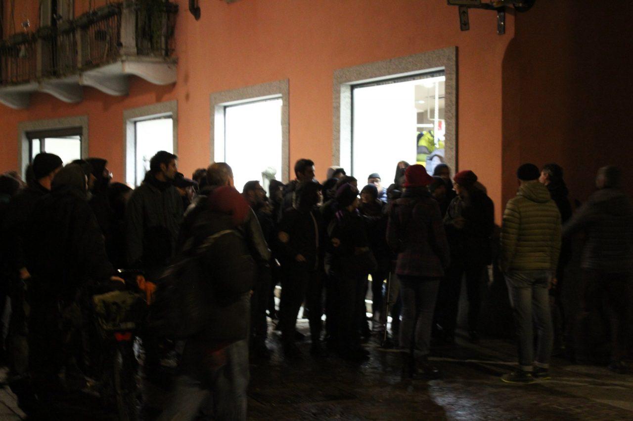 Tensioni in via Galliari