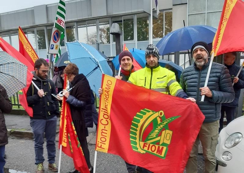 Nicotra di Ciserano, oggi ancora sciopero e domani incontro in Confindustria - Giornale di Treviglio
