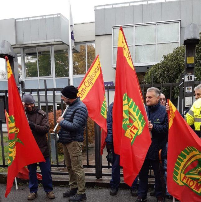 Nicotra Ciserano sciopero