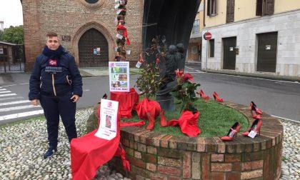 Ad Agnadello rubata la panchina rossa per la Giornata contro la violenza sulle donne