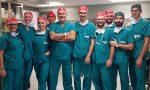 Ospedale di Treviglio-Caravaggio, Giovanni Sgroi opera in diretta mondiale