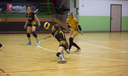 New Volley Adda sconfitta in trasferta