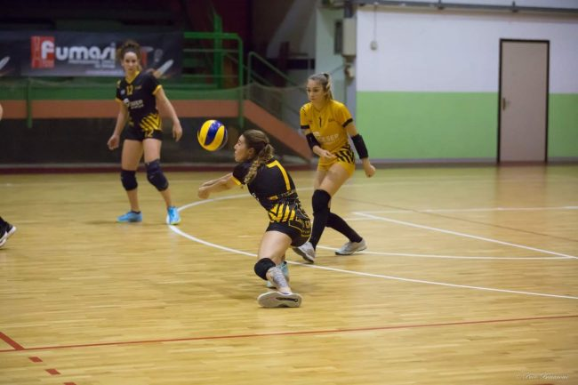 New Volley Adda sconfitta in trasferta