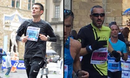 Giacomo e Matteo dalla Bassa alla Maratona di New York