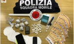Fermato dalla Polizia con droga e contanti, arrestato marocchino VIDEO