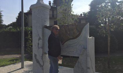 Vandalizzato il monumento in onore del Generale Dalla Chiesa