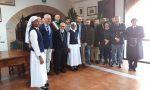 Baba Fulgenzio cittadino onorario di Castel Rozzone FOTO