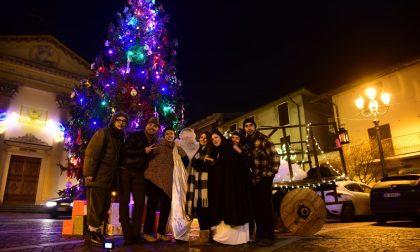 Santa Lucia a Pontirolo arriva col pony e i ragazzi dell'Irap FOTO