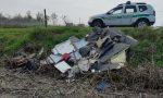 Abbandono di rifiuti, una svista inchioda il responsabile