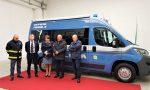 Brebemi dona un ufficio mobile attrezzato per la Polizia Stradale