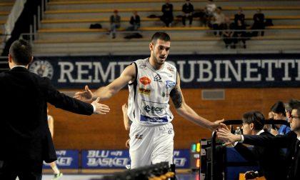 Bcc Blu Basket a Rieti per allungare la striscia