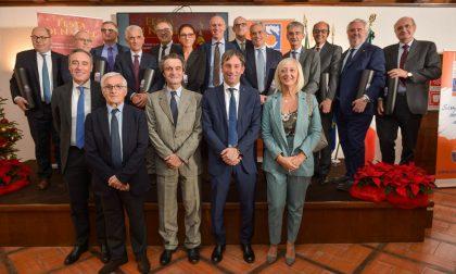 Cancro Primo Aiuto premia i direttori generali di agenzie e aziende sanitarie