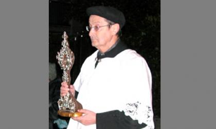 La medaglia della Vigilia dedicata a don Giuseppe Castellani FOTO