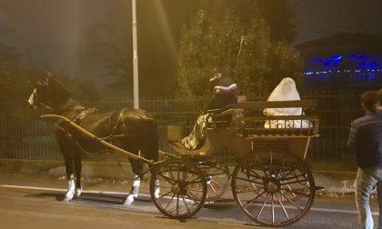 Santa Lucia è arrivata a Pognano per la gioia dei bambini