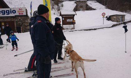 Droga sugli sci, quattro ragazzi segnalati a Valtorta